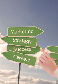Marketing, Strategy, Success, Careers